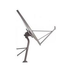 1 Antenas 90cm Banda Ku C 1 Lnb Simples C 20 Metros Defios