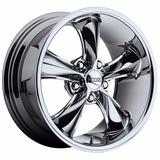 Rines Foose Wheels Legend 17 Camaro, Montecarlo, Malibu