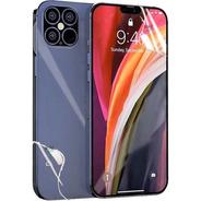 Protector Hidrogel Frente + Dorso iPhone   Todos Los Modelos