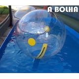 Bolha Freedom - Waterball - A Sensação De Andar Sobre A Água