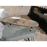 Skate Pro Life 1984 Modelo Tubarão -- Relíquia --