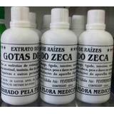 Gota Do Zeca 12 Unidades Original Pronta Entrega