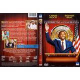 Filme Dvd Um Pobretão Na Casa Branca Usado Original