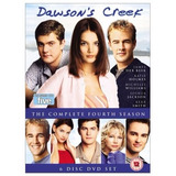 Dvd: Dawson Creek Temporada 4 **encargo**