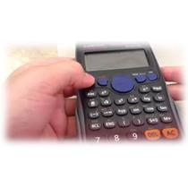 Calculadora Casio Fx-82es Plus Frete Grátis Envio Imediato