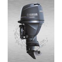 Motor Yamaha 100 Hp 4 Tiempos Inyeccion Electronica