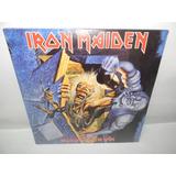 Iron Maiden Lp Vinil Acetato No Prayer For Motorhead Dist0