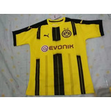 Camisa Do Borussia Dortmund Temporada Nova 2016 /2017