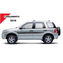 Adesivo Ecosport Faixa Lateral G33 Acessórios Peça Tuning La