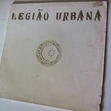 Legiao Urbana Vinil Autografado Renato Russo