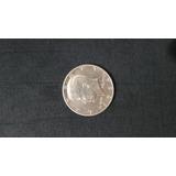Moneda De Plata Jf Kennedy 1964