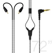Mee Audio St-72 Bk Cable Para M6pro 1,8 Metros Black