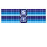 Adesivo Vinílico Para Proteção P/ Borda D Piscina 1m X 15cm