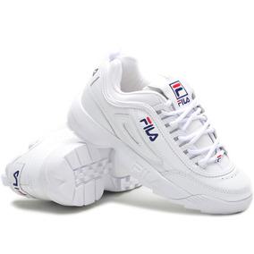 1c76b8376ef Tenis Sneaker Fila Disruptor Original No Brasil Envio Já