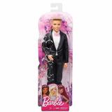 Barbie Ken Con Traje De Novio Mattel Juguetería El Pehuén