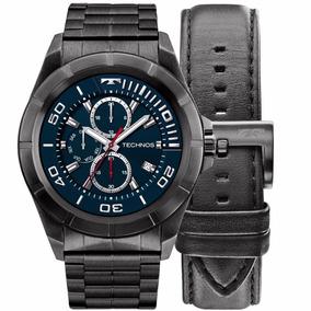 Relógio Technos Masculino Connect Srac/4p Preto Smartwatch