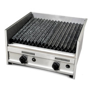 Parrilla A Gas Corbelli 60 Cm Acero Inoxidable 460-60