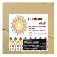 Tumeric Soap - Sabonete Artesanal Açafrão