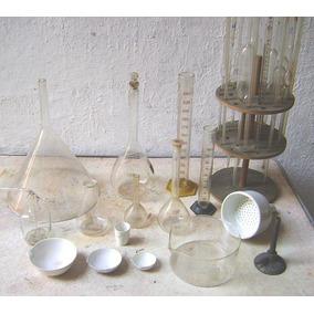 Material De Laboratorio - Vidrio, Ceramica, Inox - Variedad