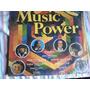 Lp Vinil Music Power - Flashbacks Internacionais