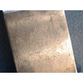 Facon Cuchillo 31 Cm Plata Hoja De 21 Cuño Libertad Anezin