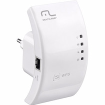 Repetidor Expansor Wireless 300mbps Wps Multilaser Re051