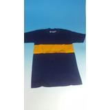 Antigua Camiseta Futbol Año 1960 Original Boca Juniors Niños
