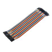 40 Cables Dupont Hembra Hembra 20cm Protoboar -pdiy-