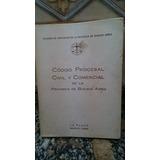 Código Procesal Civil Y Comercial De La Provincia De Bs. As.