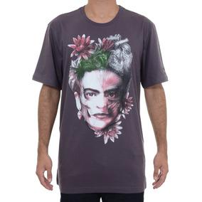 Camiseta Masculina Mcd Frida