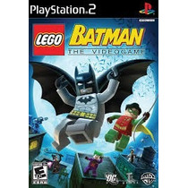 Patch Jogo Ps2 Batman Lego Frete Grátis