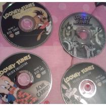 Discos De Caricaturas Originales Garfield,madagascar,looney
