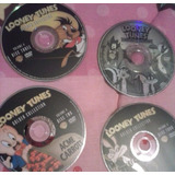 Discos De Caricaturas Originales Madagascar,looney Tunes