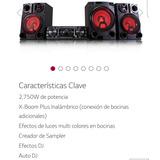 Minicomponente Lg Cm8460 De 31500 Watts