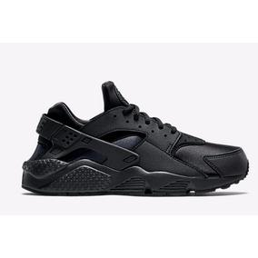 Nike Huarache All Black Con Caja Originales Envio Gratis
