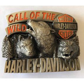 Fivela Linda Harley Davidson H430 Original