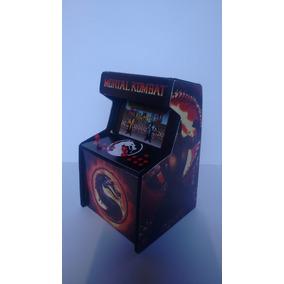 Fliperama Mini Decorativo Games Coleção R$19,90