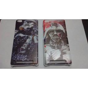 Funda Carcasa Redmi Note 4/redmi 3s - Edicion Star Wars !!!!