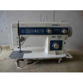 Máquina De Costura Vigorelli Zig Zag Super Anos 80 .
