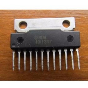 2 X Circuito Integrado Ha1397 / Kit Com 2 Peças