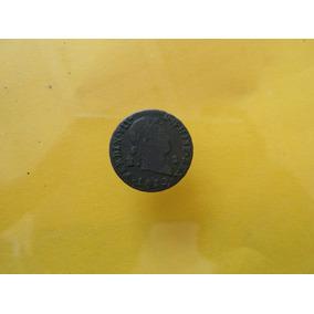 Moneda 2 Maravedis 1829 Frd Vii Excelente Estado Envio Grati