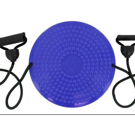 Disco Twister Con Bandas Para Modelar Cintura