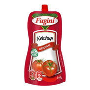 Ketchup Tradicional Fugini Sachê Bico 340 G