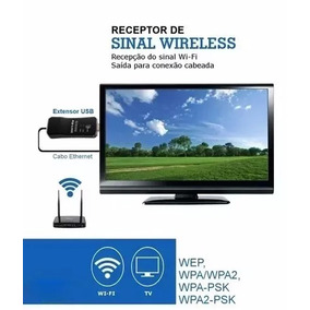 Adaptador Rede Wireless Smart Tv Led Lg Sony 4k Hdr Kd T98