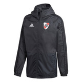 Campera adidas Travel Impermeable River Plate 2018/19 Hombre