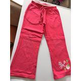 Pantalon De Buzo De Niña Frutillita Talla 6