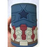 Heladera Capitán América Avengers Infinity War Cinépolis