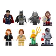 Muñecos Super Héroes Arma X8 Personajes Liga De La Justicia