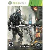 Crysis 2 Xbox 360 Seminuevo En Igamers