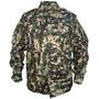 Camisa Militar De Uniforme Modelo Ejercito En Tela Rip Stop